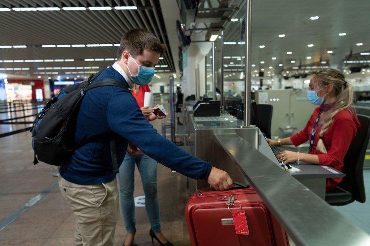 Enregistrement au comptoir Brussels Airport